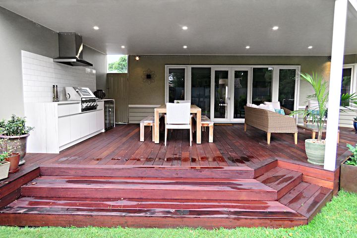 Custom Outdoor Living - Alfresco - Beaumaris