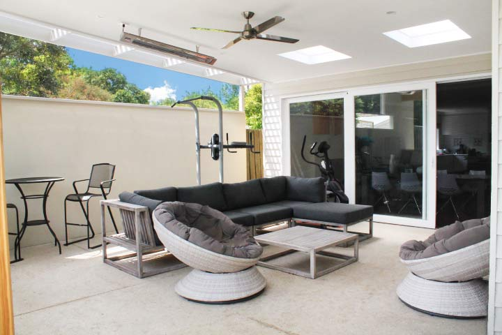Custom Outdoor Living - Alfresco - Brighton East