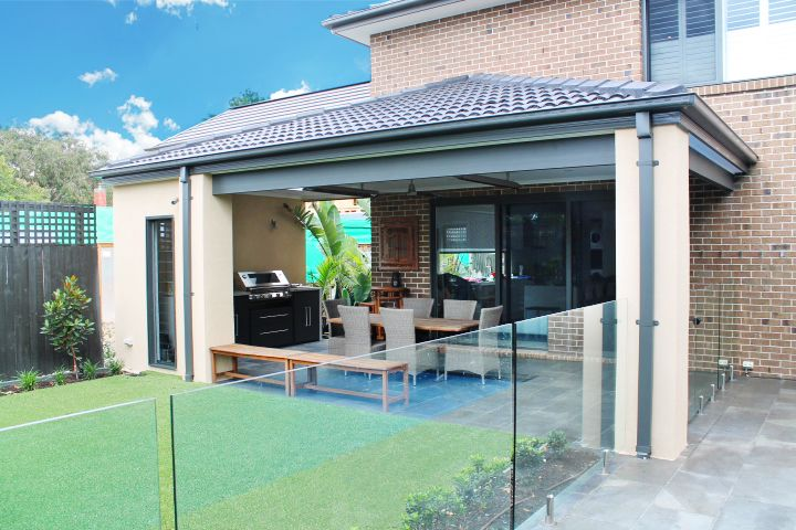Custom Outdoor Living - Alfresco - Glen Iris