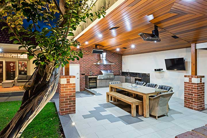 Outdoor Rooms Melbourne   Entertainment Areas & Living ... on Custom Outdoor Living id=97455