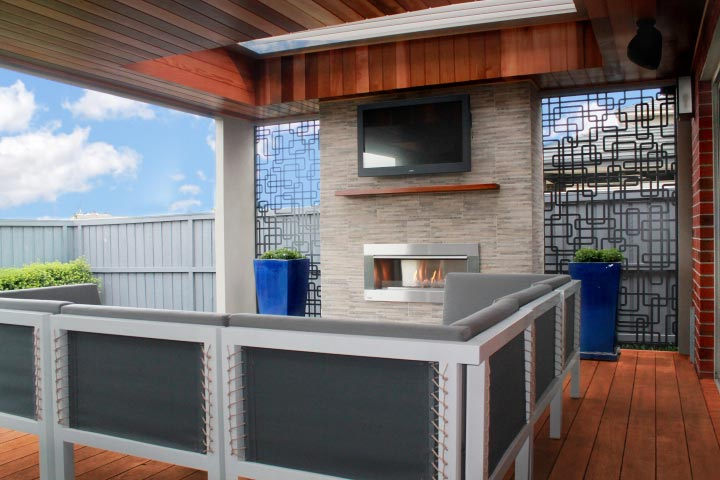 Custom Outdoor Living - Alfresco - Keysborough
