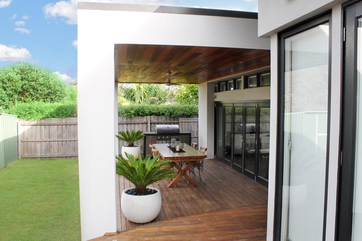 Custom Outdoor Living - Alfresco - McKinnon