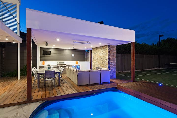 Custom Outdoor Living - Alfresco - Sandringham