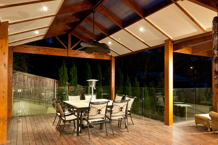 Custom Outdoor Living - Alfresco - Signature Range