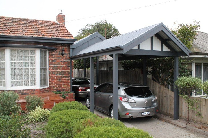 Custom Outdoor Living - Carport - Cheltenham