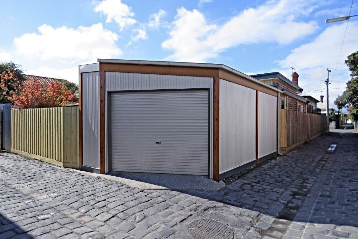 Custom Outdoor Living - Carport - Fitzroy