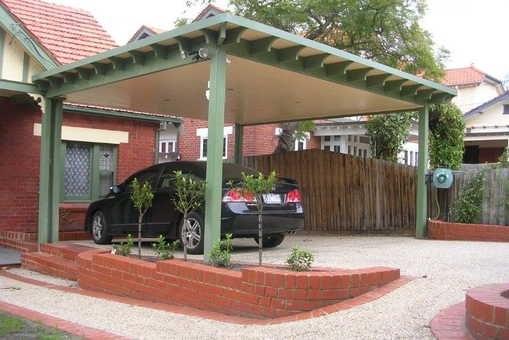 Custom Outdoor Living - Carport - Glen Iris