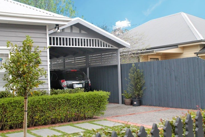 Custom Outdoor Living - Carport - Oakleigh