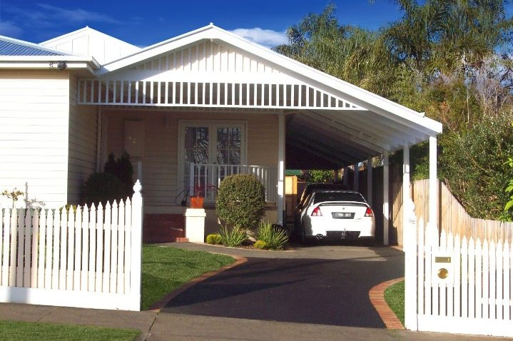 Garages Are Old News. Drive Into The 21st Century With a State-of-the-Art Carport
