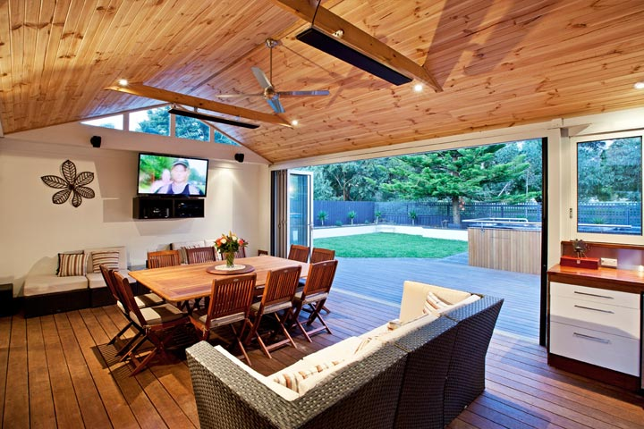 Custom Outdoor Living - Single Storey Extension - Oakleigh