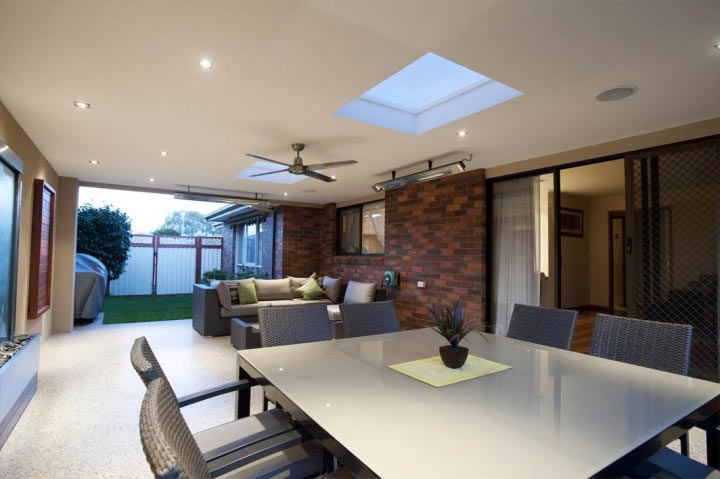 Custom Outdoor Living - Alfresco - Aspendale